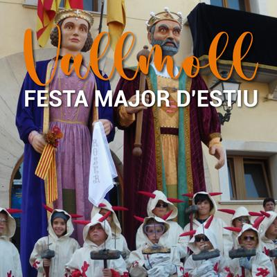 Festa Major d'estiu - Vallmoll 2021
