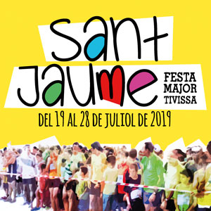Festa Major de Sant Jaume - Tivissa 2019