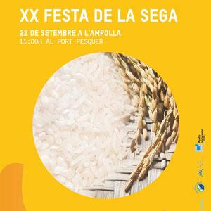 XX Festa de la Sega - L'Ampolla 2019