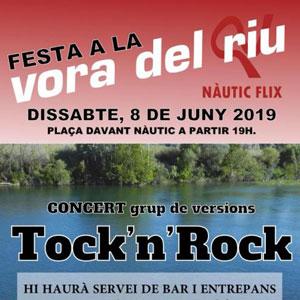 Festa a la vora del riu - Flix 2019