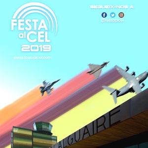Festa al Cel a Alguaire, 2019