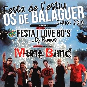 Festa Jove a Os de Balaguer, 2019