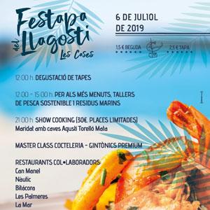 Festapa del llagostí - Les Cases d'Alcanar 2019