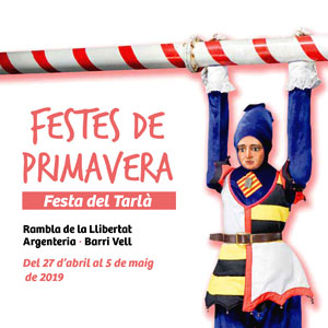 Festa de la Primavera a Girona, 2019