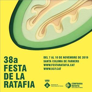 38a Festa de la Ratafia a Santa Coloma de Farners, 2019