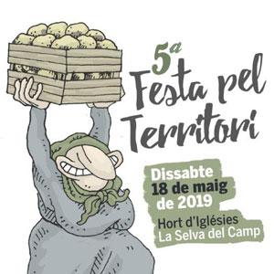 Festa pel Territori, La Selva del Camp, 2019