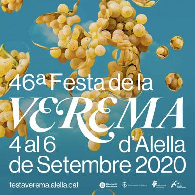 46a edició de la Festa de la Verema d'Alella, 2020