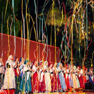 Festes de la Cinta - pubilles - Tortosa