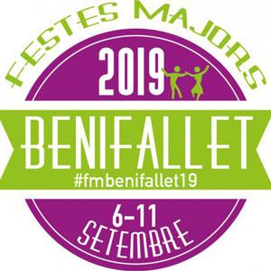 Festes Majors - Benifallet 2019