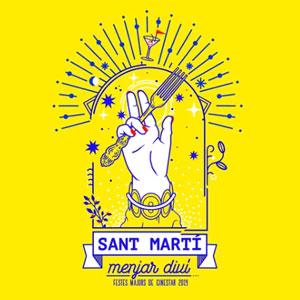 Festes Majors de Sant Martí - Ginestar 2019