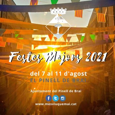 Festes Majors - El Pinell de Brai 2021