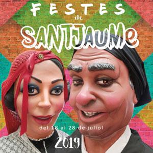 Festes Majors - Sant Jaume d'Enveja 2019