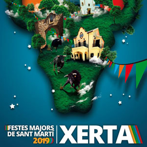 Festes Majors de Sant Martí - Xerta 2019