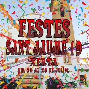 Festes Majors d'estiu - Xerta 2019