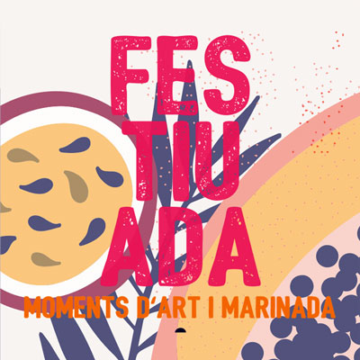 Cicle Festiuada, moments d'art i marinada, Cervera, 2020