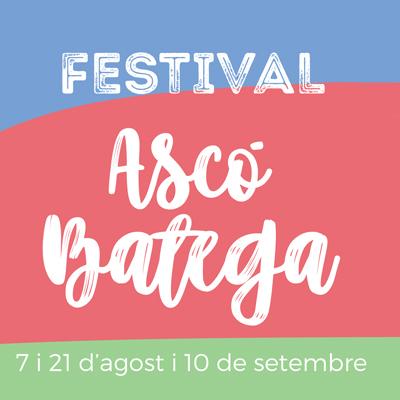 Festival Ascó Batega - Ascó 2021
