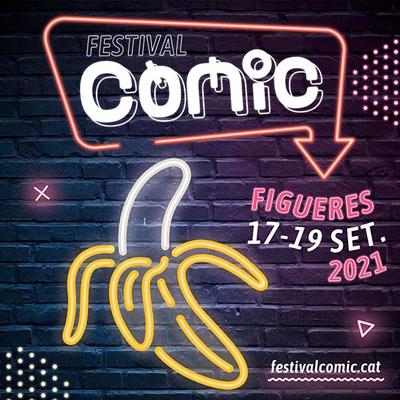 Festival Còmic - Figueres 2021