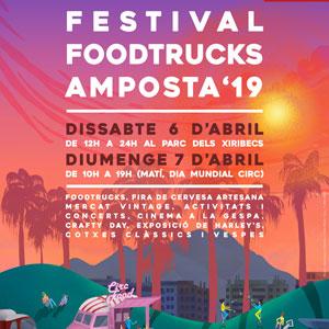 Festival Foodtrucks - Amposta 2019