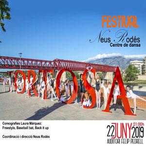 Festival del Centre de dansa Neus Rodés - Tortosa 2019