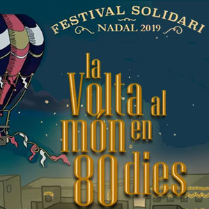 Festival solidari 'La volta al món en 80 dies' - Amposta 2019