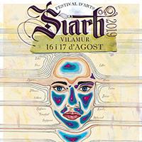 Cartell del segon Festival d'Arts Siartb