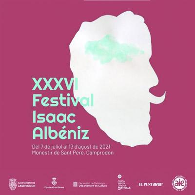 Festival Isaac Albéniz, Camprodon, 2021