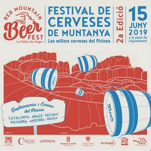 2on Red Mountain Beer Festival a la Pobla de Segur, 2019