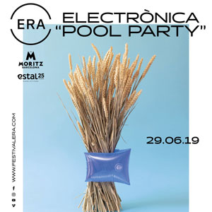 Festival l'Era, el Festival Rural de Música Alternativa i Electrònica, Llagostera, 2019