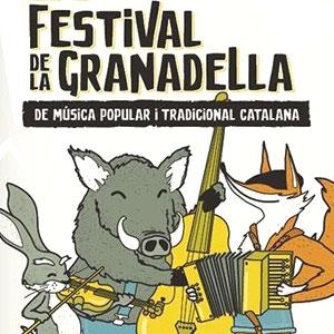 Festival de Música Popular i Tradicional Catalana a la Granadella, 2019