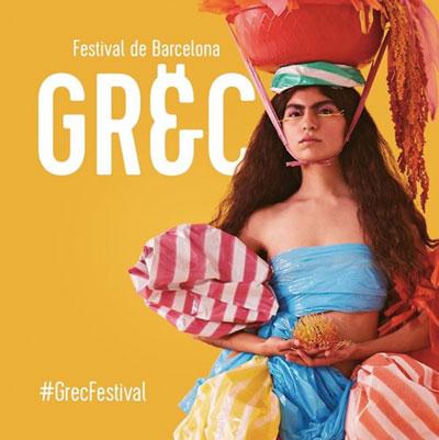 Grec Festival, Grec, Barcelona, 2020