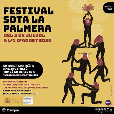 Festival Sota la Palmera a Tarragona, 2020