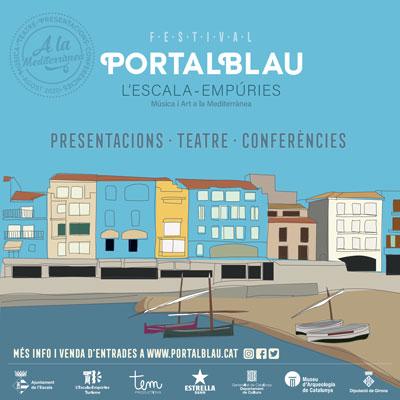 Festival Portalblau, Empúries, 2020