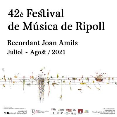 42è Festival de Música de Ripoll, 2021