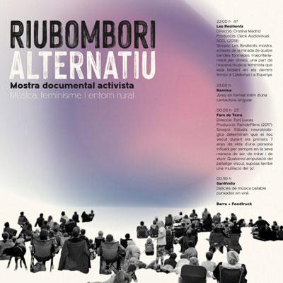 Riubombori Alternatiu, Festival Riubombori, L'Espluga de Francolí, 2020
