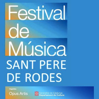 Festival de Música de Sant pere de Rodes, 2021