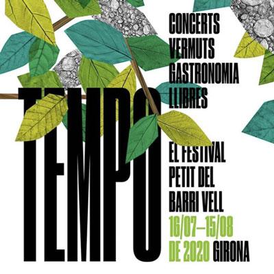 Festival Tempo Sota les Estrelles a Girona, 2020