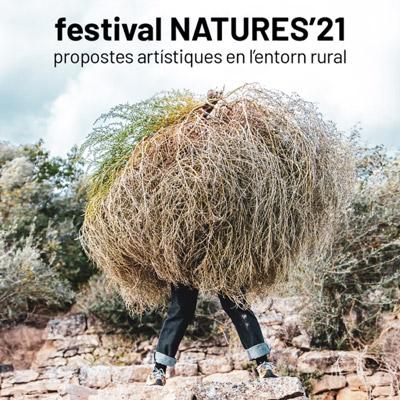 Festival Natures, TragantCamp, Alzina de l'Aguda, La Noguera, 2021