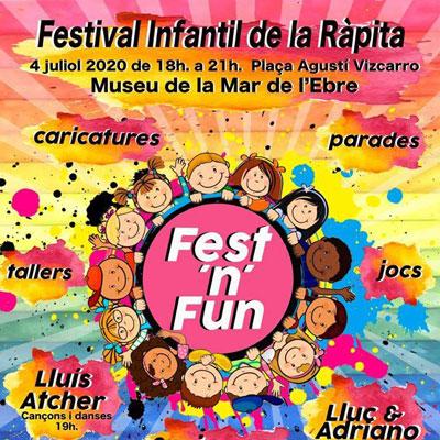 Festival Fest 'n' Fun - La Ràpita 2020