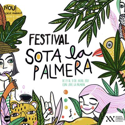 Festival Sota la Palmera a Tarragona, 2021