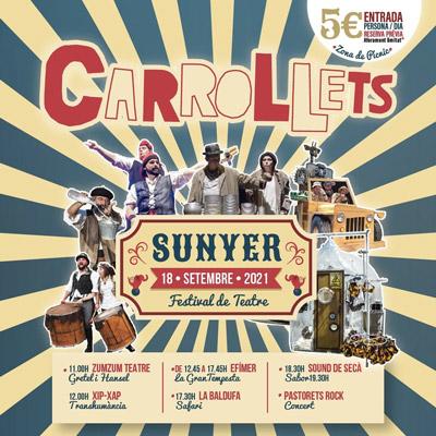 Festival Carrollets - Sunyer 2021