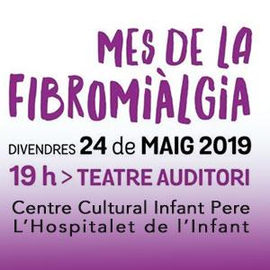Espectacle solidàri pel mes de la Fibromiàlgia a hospitalet de l'Infant