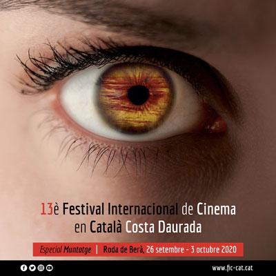 FIC-CAT, Festival Internacional de Cinema en Català Costa Daurada, Roda de Berà, 2020