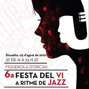 6a Festa del Vi a Ritme de Jazz a Figuerola d'Orcau, 2019