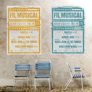 Cicle de concerts 'Fil Musical', Reus, 2019