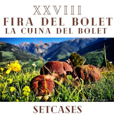 XXVIII Fira del Bolet – La Cuina del Bolet - Setcases 2021