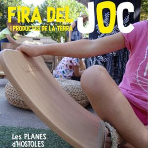 Fira del joc i productes de la terra - Les Planes d'Hostoles 2019