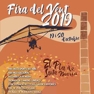 Fira del Vent - El Pla de Santa Maria 2019