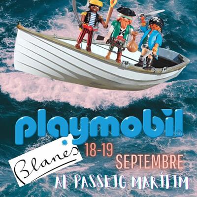 Fira Playmobil Blanes 2021