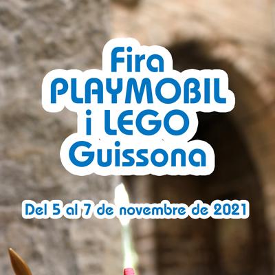 Fira Playmobil i Lego - Guissona 2021