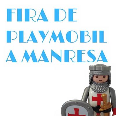 Fira Playmobil Manresa